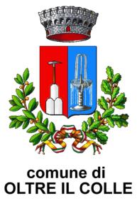 logo e nome oltre il colle